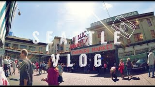 Seattle Travel Guide Vlog 西雅图旅行日志