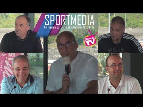 Sportmedia, nouvelle émission sport sur Mistral Tv