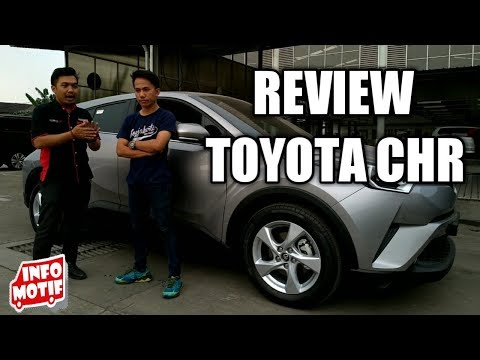 Review Toyota CHR 2019 Indonesia