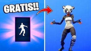 New SKINS PACK, *FREE* Dance and GIFT SYSTEM in Fortnite: battle royale!!