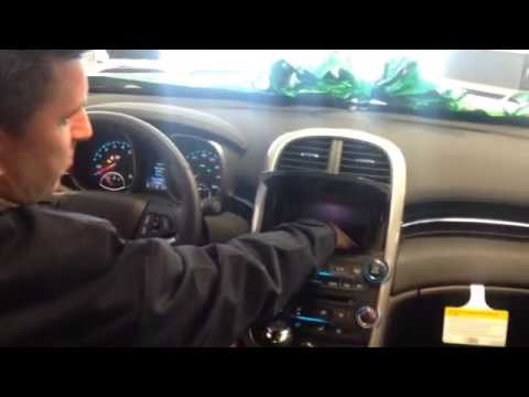 Marty Feldman Chevrolet >> 2014 Chevrolet Malibu MyLink Radio Tips and Tricks #1 from Marty Feldman Chevrolet - YouTube