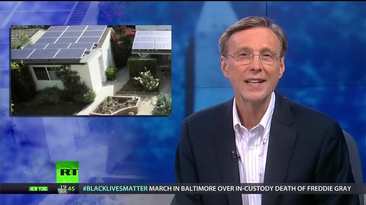 The Solar Power Battle Now Being Fought