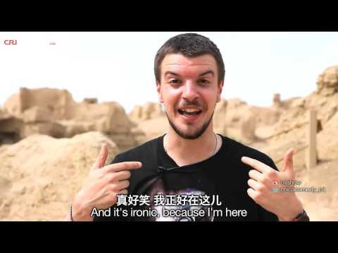 XINJIANG: Alone in the Turpan Desert