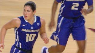 Recap: Offense dominates in Washington women's basketball's win over Arizona State