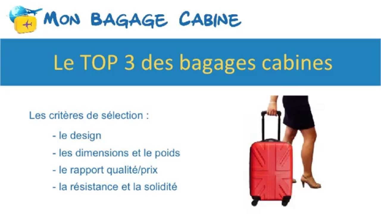 meilleur bagage cabine pour avion monbagagecabine youtube. Black Bedroom Furniture Sets. Home Design Ideas