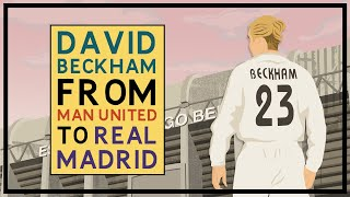 How and Why Real Madrid signed David Beckham