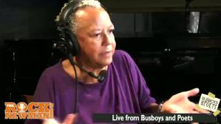 Nikki Giovanni talks about Virginia Tech Massacre