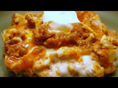 Creamy Burrito Casserole!!