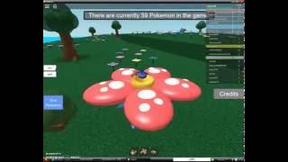 Rroblozz Poquemonn//Roblox Pokemon