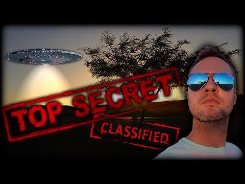 UFO CRASH SITE! | UFO Hunting in Needles, California | MichaelScot