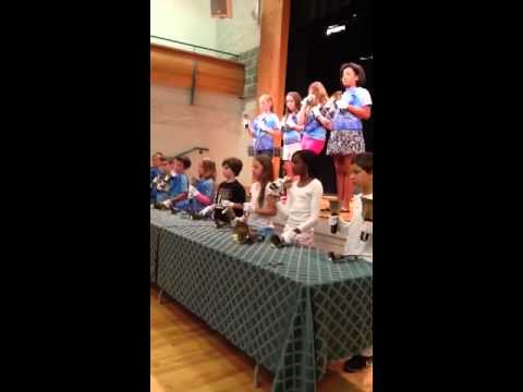 Hedwig's theme from Harry Potter at The Long Ridge School