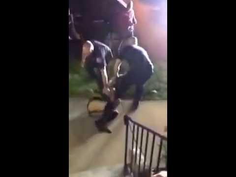 violence de police