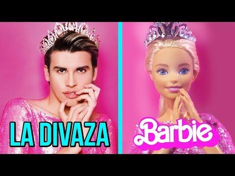 BARBIE imita el instagram de LA DIVAZA - Lola Land 💜