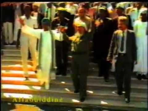Ben Abdou Parle de Président AHMED ABDALLAH ABDEREMANE