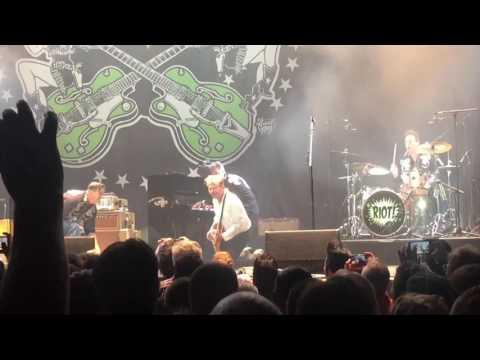 Brian Setzer's Rockabilly Riot 13 juli 2017 Tivoli-Vredenburg Utrecht