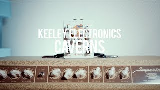 Keeley Electronics Caverns Delay Reverb V2 (demo)