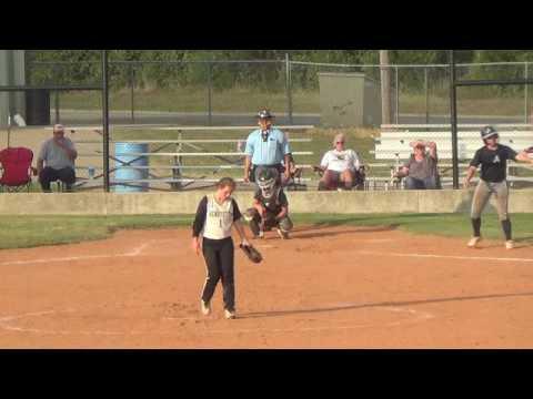 Henryetta-Asher softball