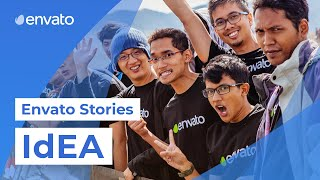 Envato Stories | Our Indonesian Authors from IdEA