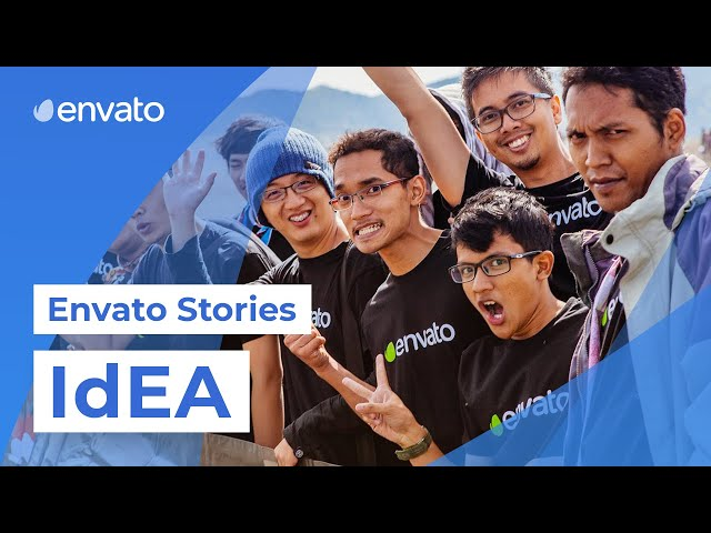 Envato Stories - Indonesian Envato Authors