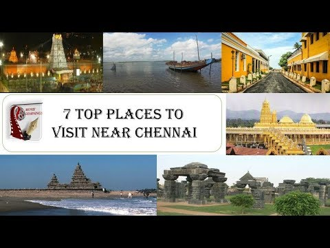One day picnic spot near Chennai | Places to visit near Chennai | Tamilnadu tourism, India Travel |