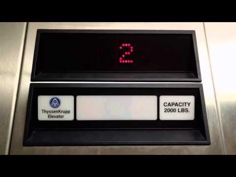 ThyssenKrupp Hydraulic Elevator - Mesabi Range College - Virginia, MN