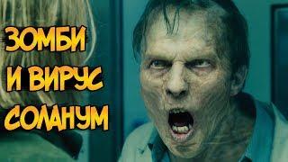 Зомби и вирус Соланум из фильма Война Миров Z / Мировая Война Z