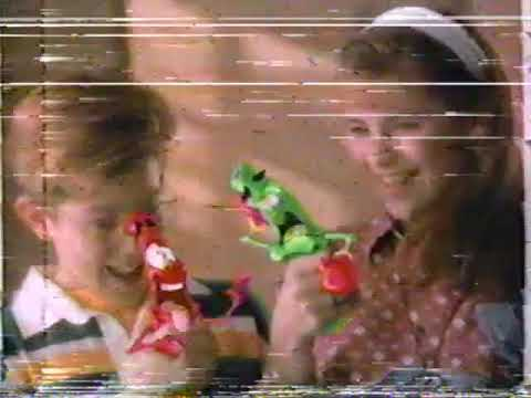 Nickelodeon Family Double Dare 1993 Commercial Break 2