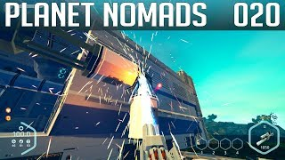 PLANET NOMADS #020 | Rohr verlegen im Klempnersimulator 2018 | Gameplay German Deutsch thumbnail