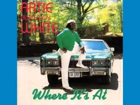 Artie 'Blues Boy' White - Where It's At - 1998 - One Woman's Man - MACHALIOTIS DIMITRIS