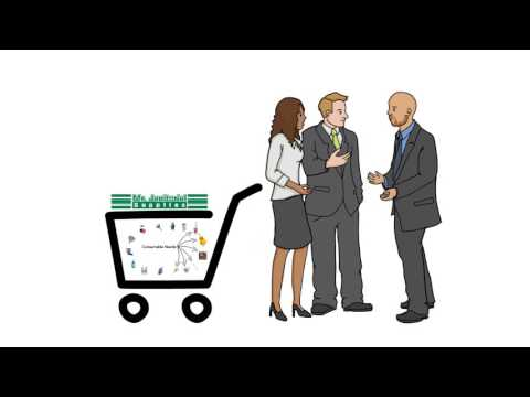 Janitorial Supplies Toronto: Mr Janitorial Supplies Whiteboard Video