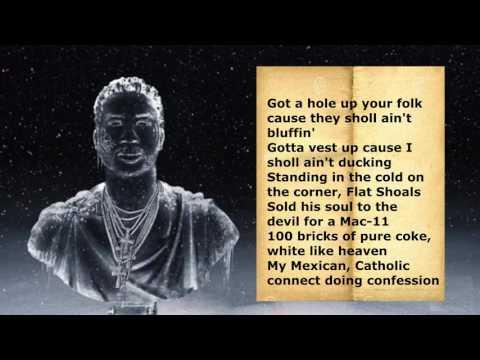 Gucci Mane  Out the zoo Lyrics
