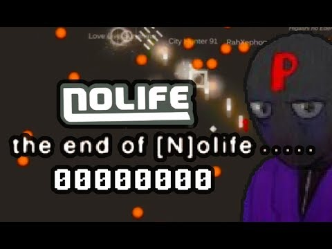 THE END OF NOLIFE