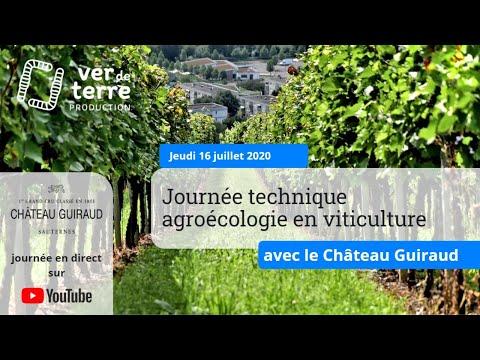 Journée technique viticulture