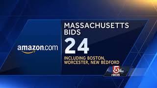 Boston eyes Suffolk Downs for Amazon location