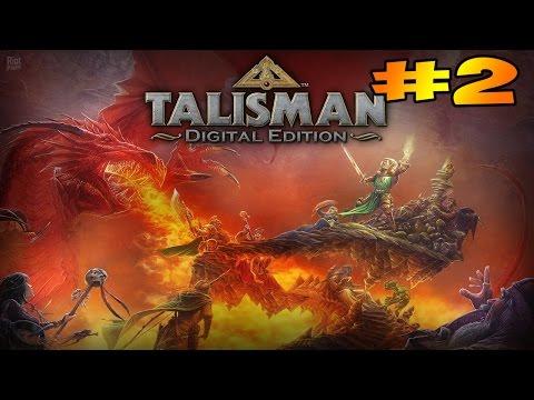 Настолка Талисман с Бандой (TALISMAN:Digital Edition) Попытка #2