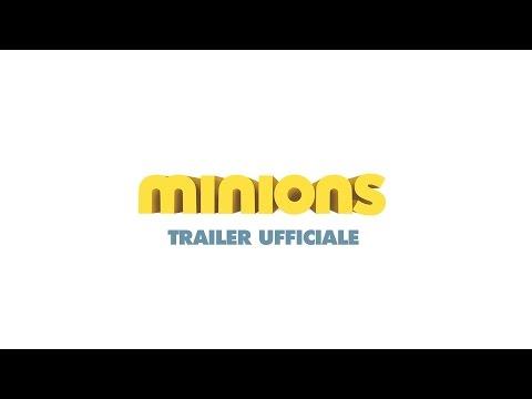 MINIONS - Trailer italiano ufficiale