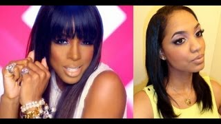 MAKEUP TUTORIAL | Kelly Rowland - Kisses Down Low - Main Look