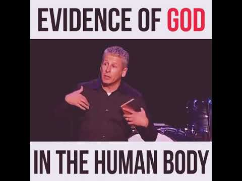 Evidence For God In The Human Body