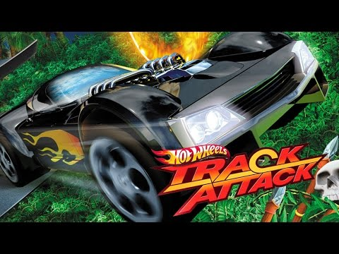 #4-hot-wheels-track-attack---video-game---gameplay---videospiel---game-movie-for-kids