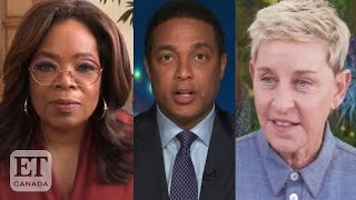 Don Lemon Calls Out Ellen DeGeneres, Oprah Winfrey During Protests