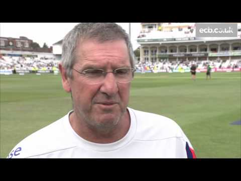 Trevor Bayliss happy to see England's hard work pay off