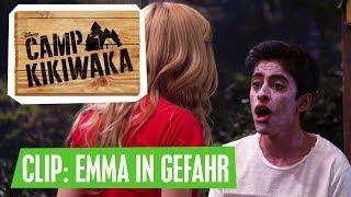 CAMP KIKIWAKA - Clip: Emma in Gefahr | Disney Channel