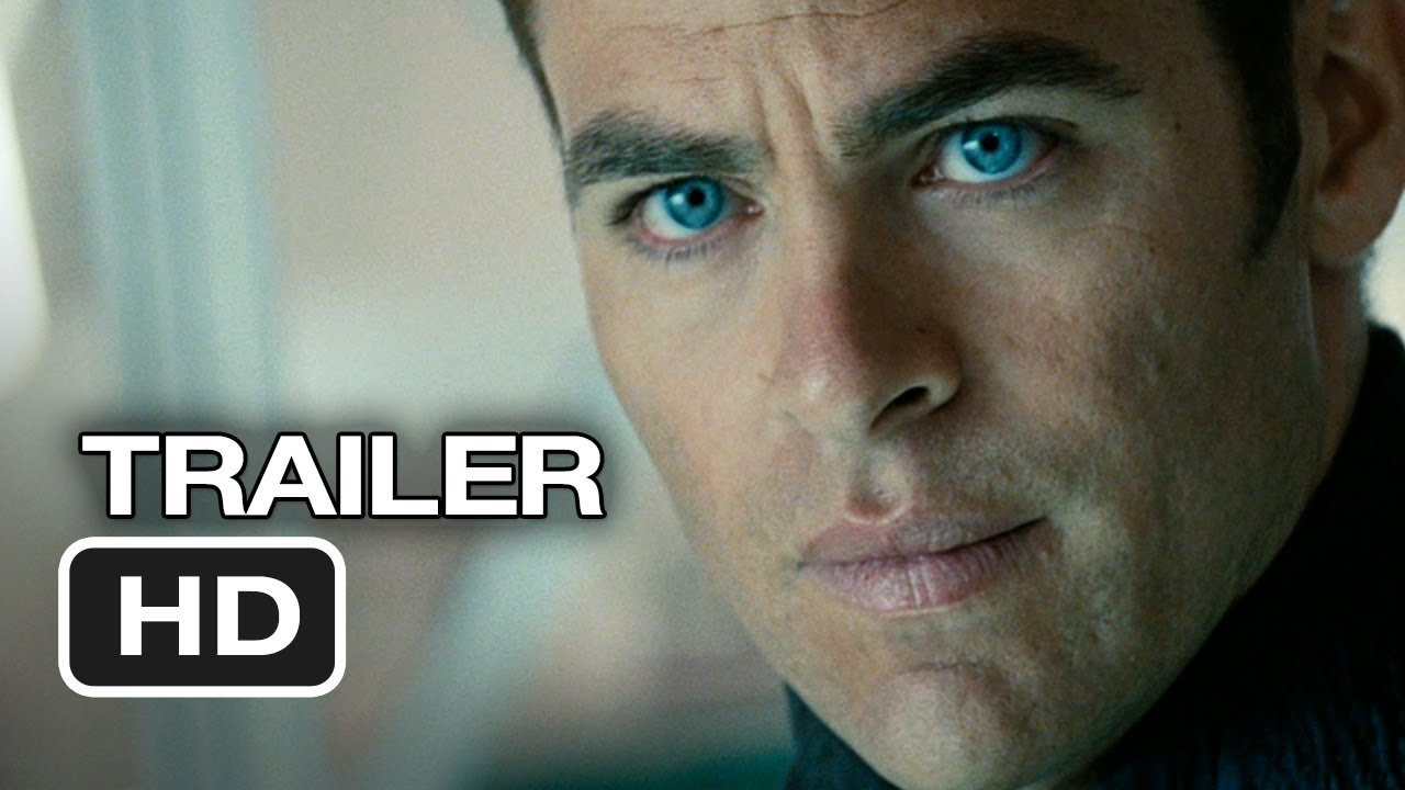 Star Trek Into Darkness NEW Trailer 1 (2013) – JJ Abrams Movie HD