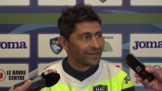 """Oswald Tanchot: """"Nous n'avons pas su négocier certains matchs"""""""