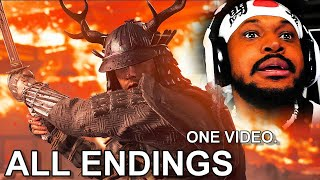 yes. i literally beat the entire ending in one video. pls watch.