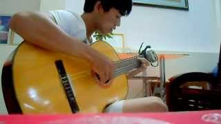guitar solo_ Love Paradise (kelly chan)