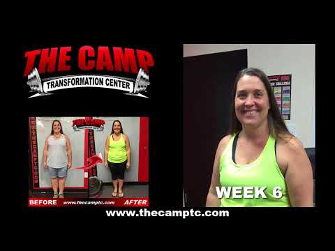 Jacksonville FL Weight Loss Fitness 6 Week Challenge Results - Joie H.