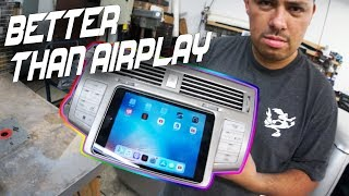 Everyone is going to want this! iPad mini mod! - White Rider series #39