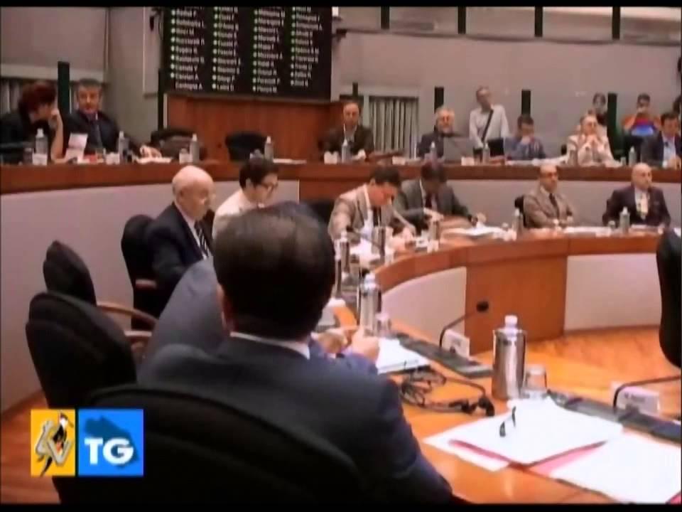 Il Presidente Spacca Interviene In Consiglio Regionale Su