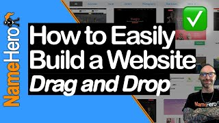 How To Easily Build A Beautiful Website With Our Free Drag And Drop Editor